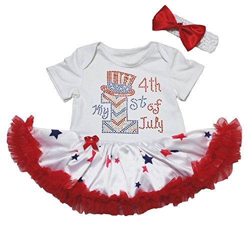 4th of july infant dresses - 9