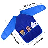 KUUQA Waterproof Children Art Smock
