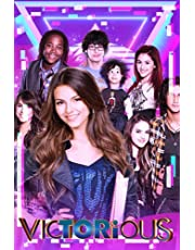 Victorious Notebook: Victorious Notebook Journal Gift,120 Lined Paper Book for Writing, Perfect Present for Fans, Notebook Diary 6 X 9 Inches