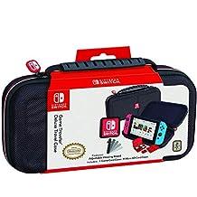 Nintendo Switch Game Traveller Deluxe Estuche de viaje MOD. Color NNS40. negro