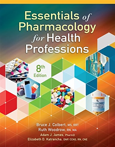 1337395897 - Essentials of Pharmacology for Health Professions