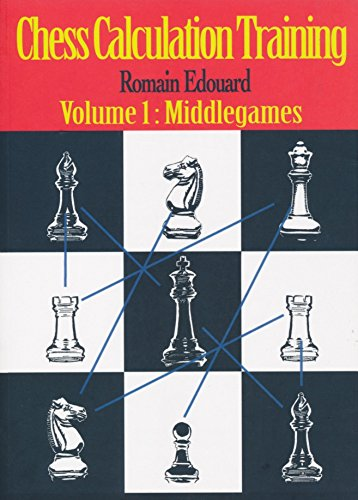 Chess Calculation Training: Middlegame