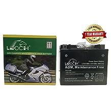 2012-2014 KAWASAKI Ninja 650R ABS AGM Motorcycle Battery One Year Warranty YT12A-BS