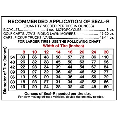 Berryman Products Seal R Tire Sealing Compound: Automotive
