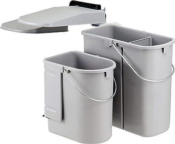 Oko 1 Abfallsammler Trennsystem Mulleimer Amazon De Kuche Haushalt