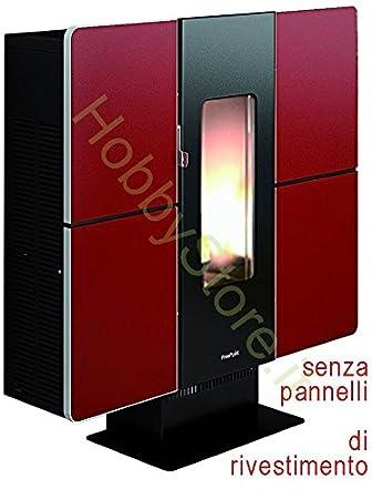 Cadel Estufa Freepoint-Small 9kw Pellet: Amazon.es: Bricolaje y herramientas