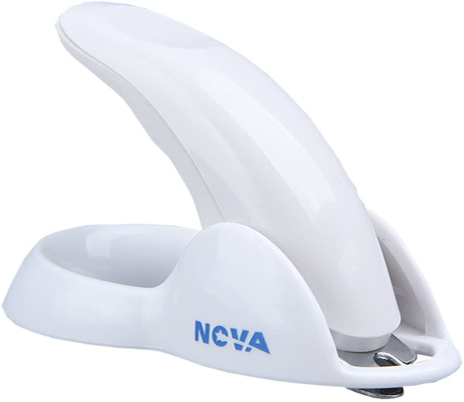 NOVA Glacier Effortless Staple Remover Tool, Staple Puller, Ergonomic Mechanism, Magnetic Function, for Office School and Home, Convenient and Functional : Office Products