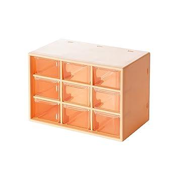 Schreibtisch Aufbewahrungsbox Schublade Kunststoff Schmuck Schutt