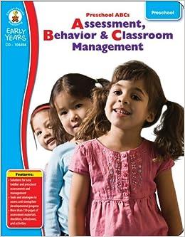 Amazon com: Preschool ABC's: Assessment, Behavior