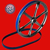 2 BLUE MAX ULTRA DUTY BAND SAW TIRES FOR STEEL CITY BAND SAW MODEL 5100