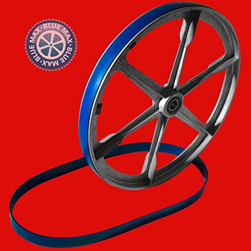 """2 BLUE MAX ULTRA DUTY URETHANE BAND SAW TIRES 14"""" X 7/8"""" FOR WARCO BAND SAW"""