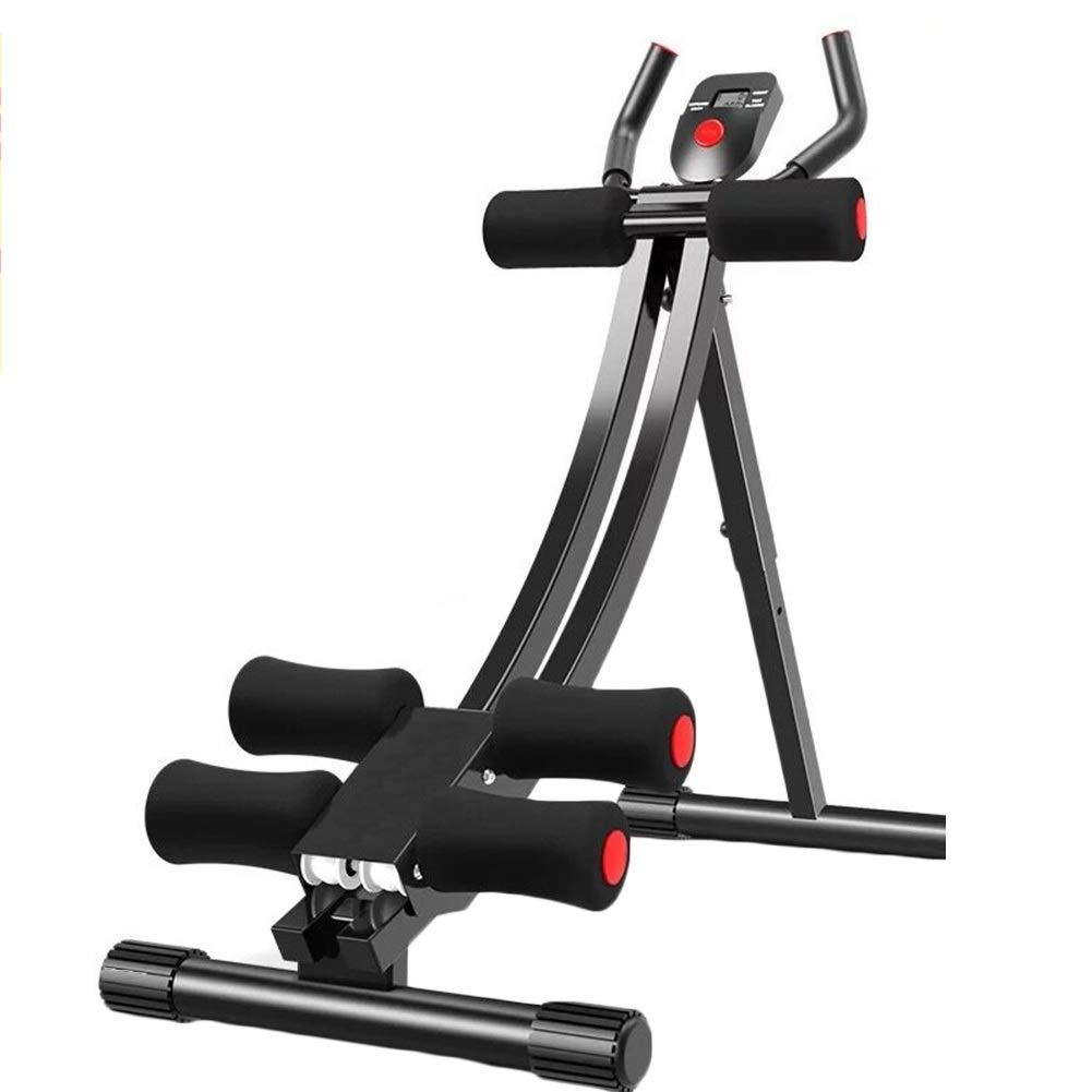 JIANFEI 腹筋トレーニング 複線 (色 大型ディスプレイ ジム 滑り止めマット : 耐荷重性 150KG 5型 複線 (色 : D) D B07NPMRL2J, e雑貨屋:5fb5ea0c --- sharoshka.org