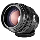 Helios 40-2 85mm f1.5 Nikon Russian Soviet Manual Portrait lens with Amazing Bokeh. NEW!