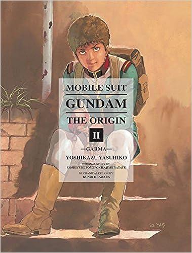 THE ORIGIN volume 2 Garma Mobile Suit Gundam