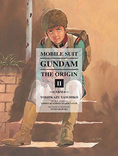 (Mobile Suit Gundam: The Origin, Vol. 2- Garma)