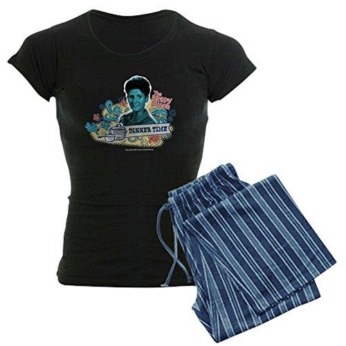 CafePress The Brady Bunch: Alice Womens Novelty Cotton Pajama Set, Comfortable PJ Sleepwear -