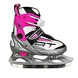 SOFTMAX Girl Ajustable ICE Skates