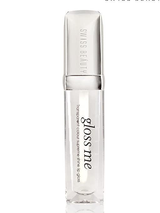 Buy Swiss Beauty Gloss Me Transparent Color Supreme Shine Lip Gloss ~ 8ml  Online at Low Prices in India - Amazon.in fdf6bd3e8003b