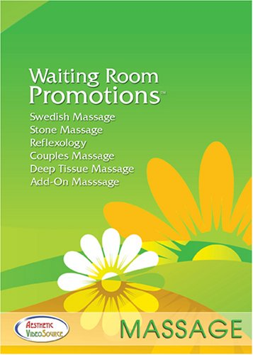 Waiting Room Promotions: Massage
