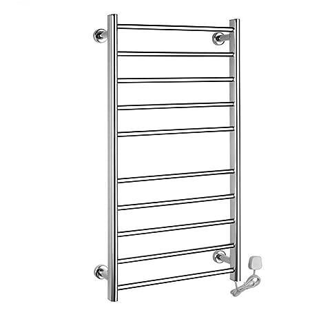 WRH-towel warmer De Pared de Acero Inoxidable eléctrico Calentador de Toallas/radiador de