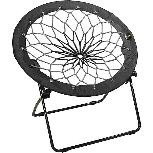 Top bungee chair with seat