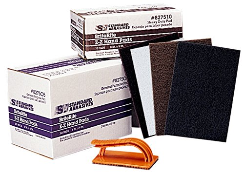 Hand Pads, Holders, Sets & Kits - 6 in Wide, 9 in Long,60/Pack (13 Pack)