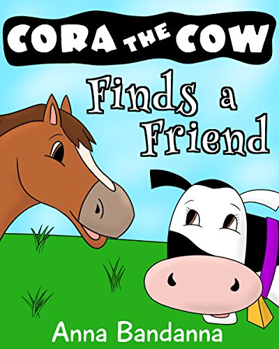 Cora the Cow Finds a Friend (The Bold And The Beautiful 8 3 17)
