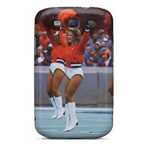 High-quality Durable Protection Case For Galaxy S3(chicago Bears Cheerleaders)