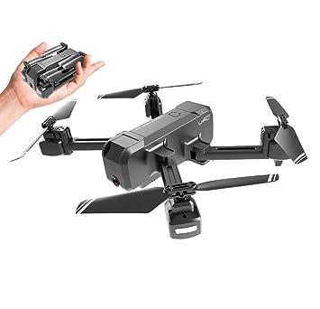 Drone Quadcopter Plegable con CáMara HD 1080p Permitir Gestos Foto ...
