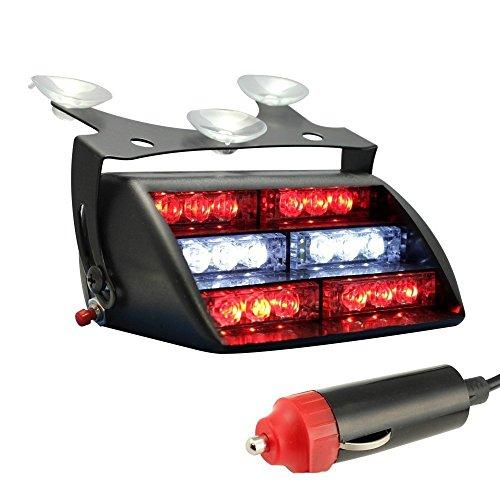 Led Dash Lights For Firefighters - 9