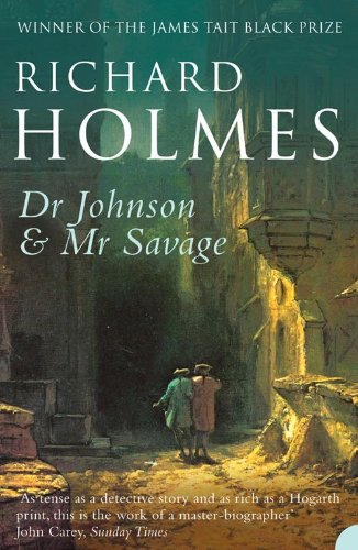 Dr Johnson and Mr Savage (Best Poems Of William Shakespeare On Nature)