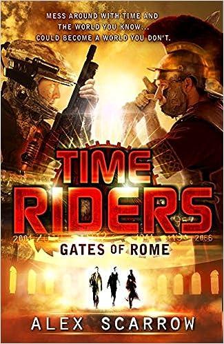 Time Riders Epub