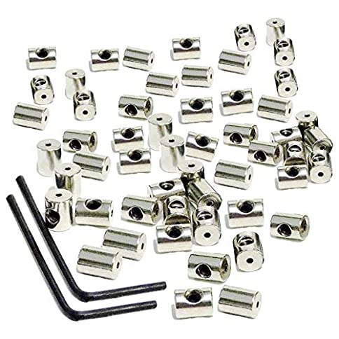 - 51knDYpMGAL - Pin Locks (54) Pin Keepers – Locking Pinkeepers with Wrench – Biker Pin Locks- Pin Locks – Veteran Owned Company