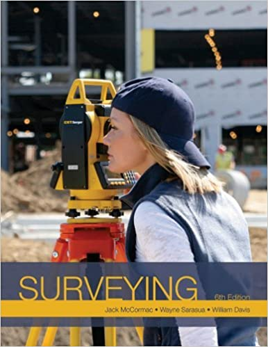 surveying 6th edition jack mccormac solutions manual