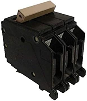 1 CUTLER HAMMER CH CH360 CIRCUIT BREAKER 60A 60 AMP 3P 240V METAL CLIPS