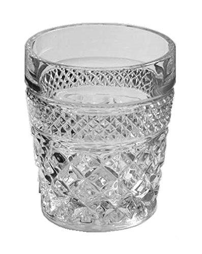 (Anchor Hocking Wexford Clear Glass (10 Oz / 3 3/4