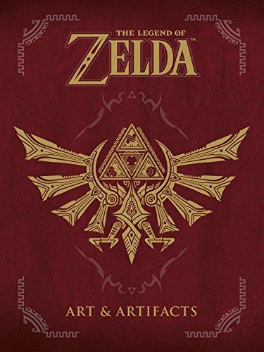Legend Zelda Art Artifacts ebook