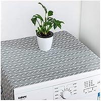 Chanhan - Funda Protectora para frigorífico y congelador con ...