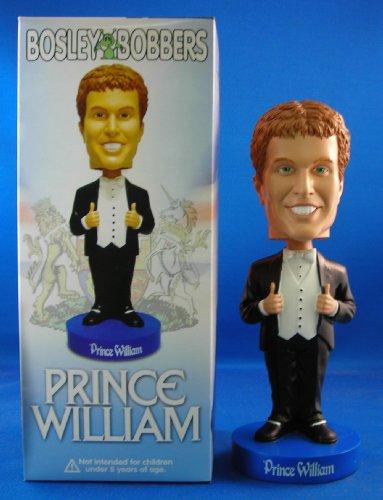 Rare Prince William Royal Family Bobblehead