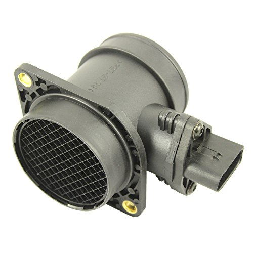 Maf Sensor A4 Audi (JDMSPEED New Mass Air Flow Sensor MAF For Audi A4 TT VW Golf Jetta 1.8T 0280218063 06A906461L)