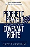 img - for Prophetic Prayer For Claiming Your Covenant Rights: A 21 Days Prayer Encounter That Will Turn Your Life Around book / textbook / text book