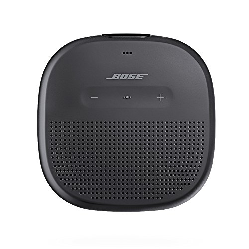Image of the Bose SoundLink Micro Bluetooth speaker - Black