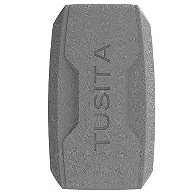 TUSITA Sun Cover for Garmin Striker Plus 4 4cv (NOT Support Striker 4 4cv 4dv) - Silicone Protective Case - Fishfinder GPS Accessories: Sports & Outdoors