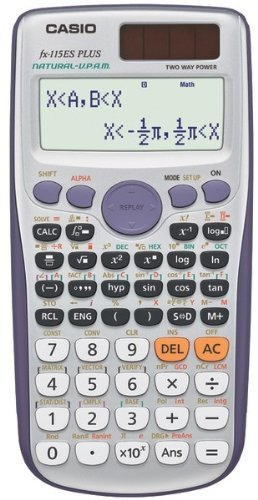 Casio - Natural Textbook Display Calculator (Pack Of 5)