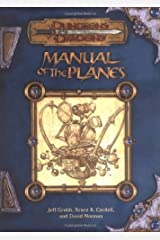 Manual of the Planes (Dungeon & Dragons d20 3.0 Fantasy Roleplaying) Hardcover
