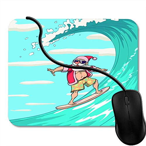 Snowboard Equipment Rentals - Gaming Mouse Pad Snowboard Skis in The Snow Equipment Rental Office Computer Accessories Nonslip Rubber Backing Mousepad Mouse Mat 2F9578