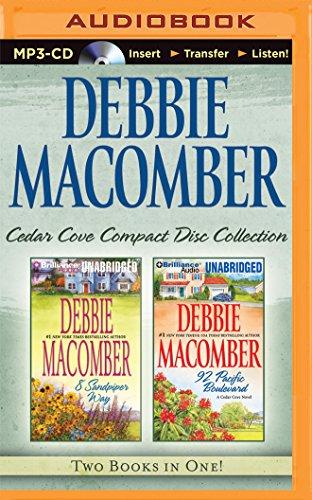 Cedar Cove Collection (Debbie Macomber Cedar Cove CD Collection 3: 8 Sandpiper Way, 92 Pacific Boulevard (Cedar Cove Series))