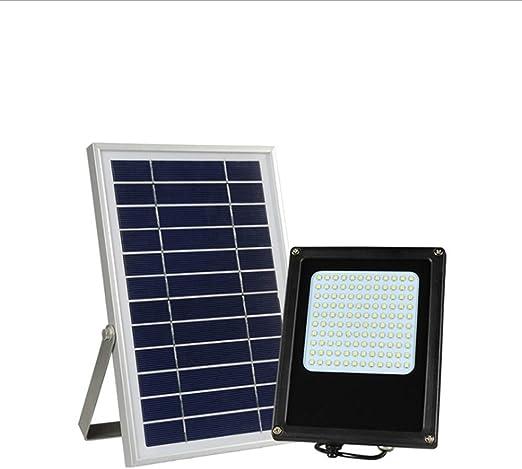 Proyector Solar, 120 LED Seguridad Exterior Pared Luz Línea ...