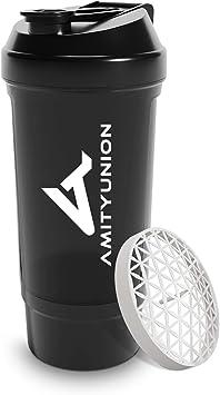 Proteína Shaker FYRA 700 ml - a prueba de fugas, BPA libre ...