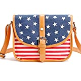 Womens Leather Shoulder Bag ,Kaifongfu Satchel Handbag Tote Hobo Crossbody Messenger Bags